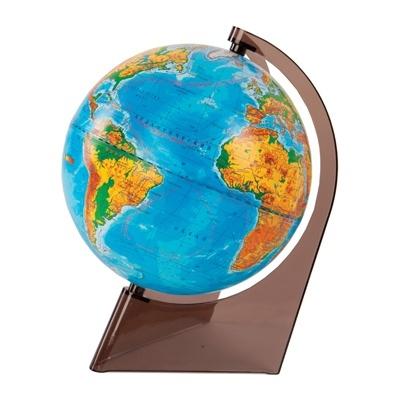 Глобус физический , d= 210мм