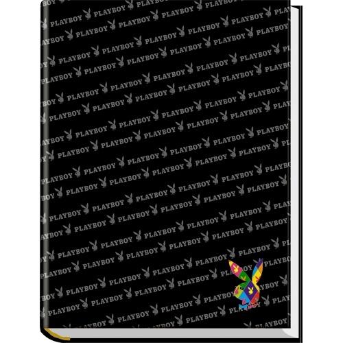 ЕЖЕДНЕВНИК недатир. А5, 136 л. 7БЦ (ТВЕРДЫЙ ПЕРЕПЛЕТ) PlayBoy