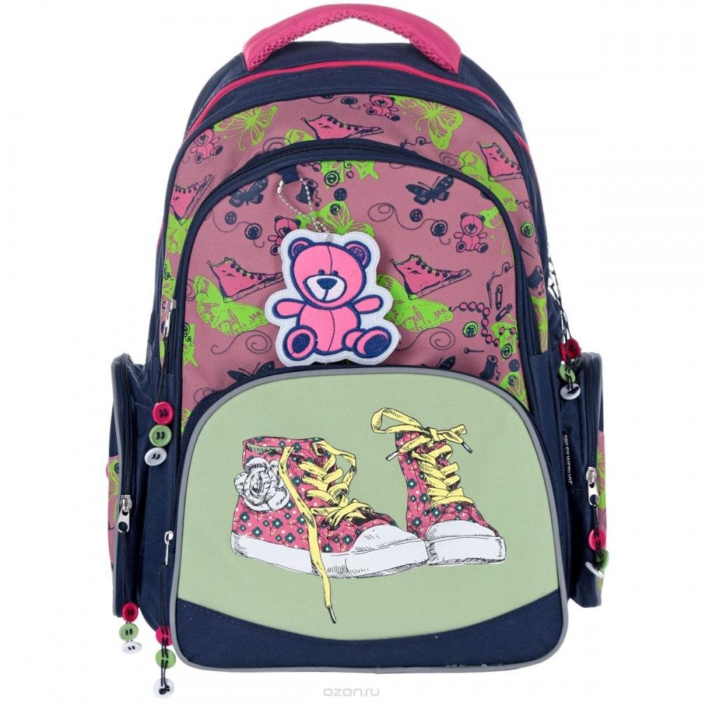 Рюкзак школьный TEENER 42*30*17см