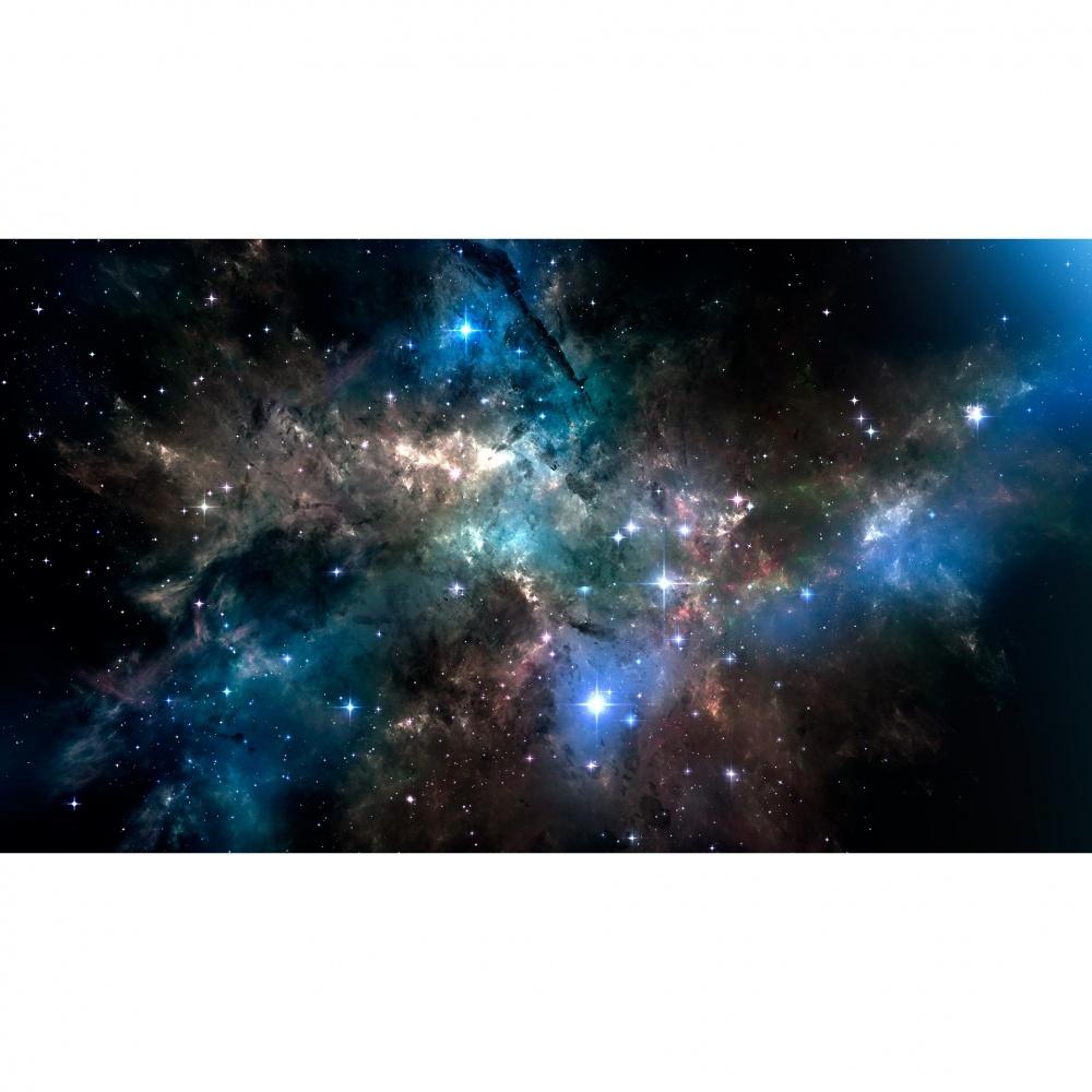 Звездное небо/планеты настенная карта 101х69 бумага ЛАМ  (изд. ГЕОДОМ)
