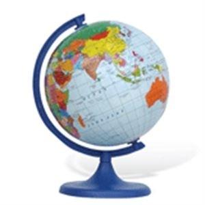 Глобус политический Glowala, 160мм
