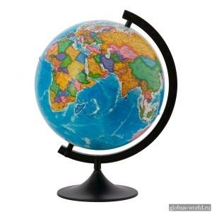 Глобус политический d 210мм Глобусный мир