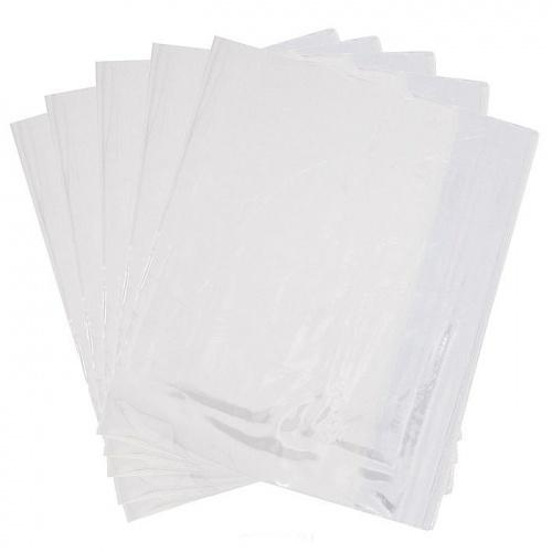 Обложки универсальные с липким слоем(10шт),д/шк учебн, тетр и дневн,(365*215) без поштучной маркиров