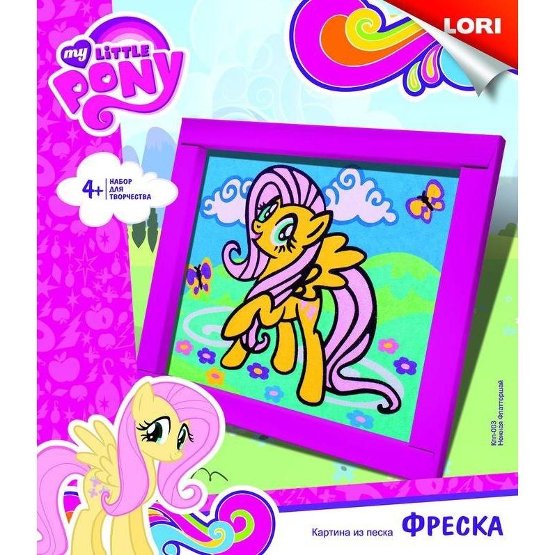 Фреска. Картина из песка Hasbro My Little Pony
