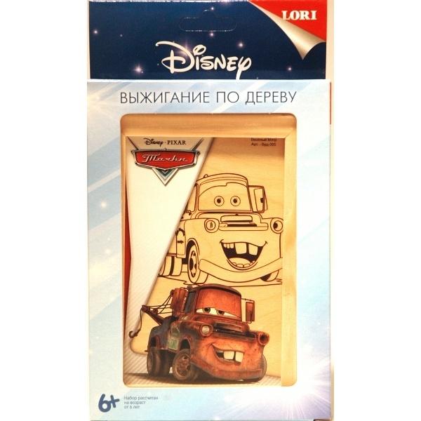 Выжигание Disney в рамке