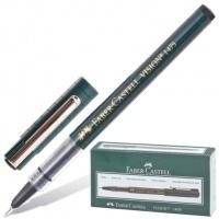 Ручка роллер FABER-CASTELL VISION 1475, толщ. письма 0,3мм, черная